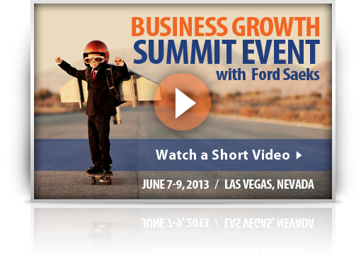 Business Growth Summit Event with Ford Saeks