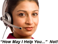 Customer Service and Sales Prevention