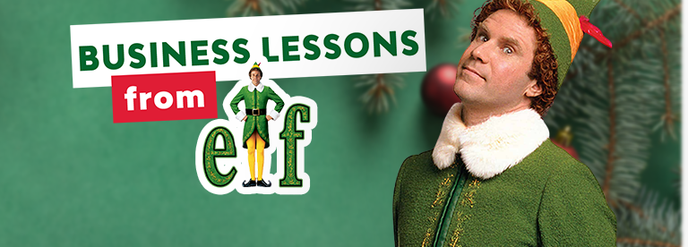 5 Business Lessons from Elf