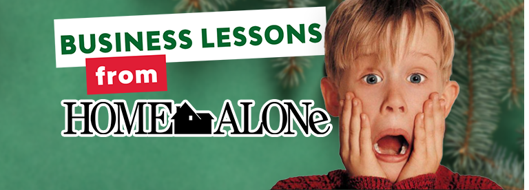 5 Business Lessons from Home Alone