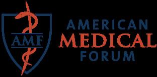 American Medical Forum logo