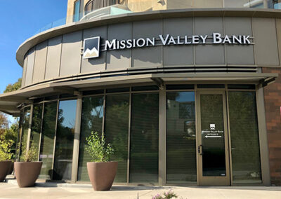 Full Service Marketing Services, Mission Valley Bank