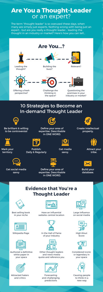 Are you a thought leader