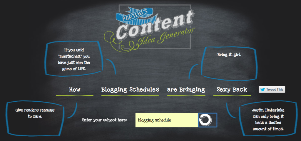 Need to save time here are 9 awesome blogging tools for Portent headlines