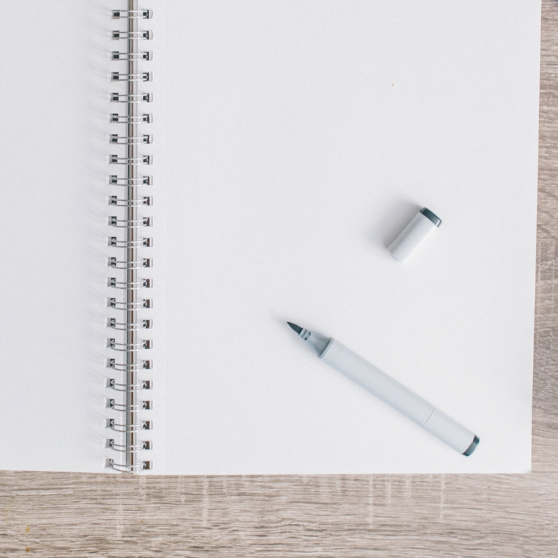 notebook from Prime Concepts Group Speaker and Internet Marketer